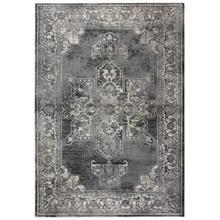 Product Image - Panache Gray/Black Area Rug