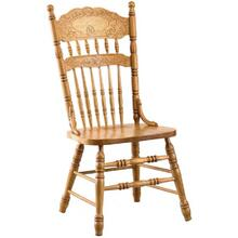 View Product - Heirloom Double Pressback Side Chair