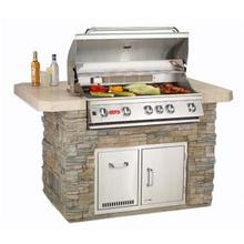 Master Q - Outdoor Island Kitchen