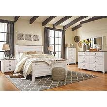 See Details - Ashley Willowton Bedroom Set