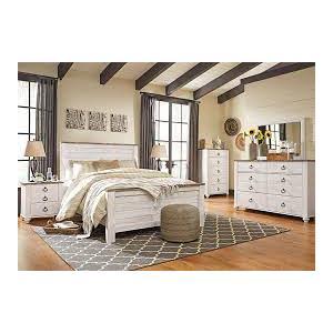 Gallery - Ashley Willowton Bedroom Set