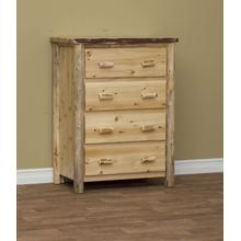 See Details - 4 Drawer Chest