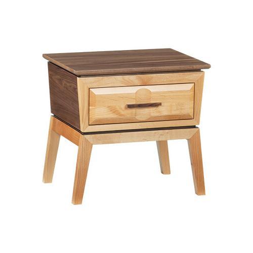 Addison 1-Drawer Nightstand