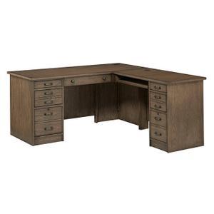 Eastwood Desk with Return
