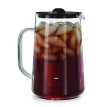 See Details - Capresso Glass Iced Tea Pitcher with Lid, 80-Oz