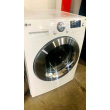 """Product Image - USED- 24"""" Compact Electric Front Load Dryer and WASHER SET   FLDRYE24WH-U  SERIAL #3   FLWAS24WH-U  SERIAL #5"""