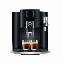 JURA E8 Automatic Coffee & Espresso Center, Black