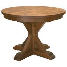 Alberta Pedestal Table