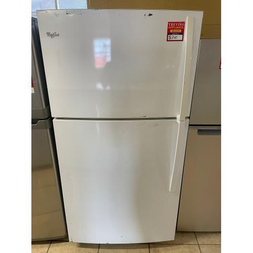 Treviño Appliance - Whirlpool Refrigerator