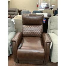 View Product - Zero Gravity Recliner with Power Headrest & SoCozi- Brown
