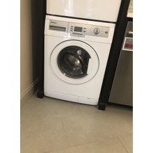 See Details - 24in Compact Washing Machine, 1.95 cu. ft., White