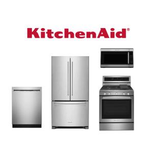 KitchenAid 4 Piece Kitchen Package. Price Valid Thru 2/10/21