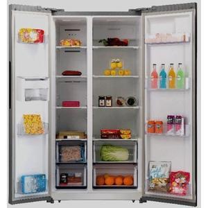 "Vitara - VITARA 20.6 Cu. Ft. 36"" Counter-Depth Side-by-Side Refrigerator"