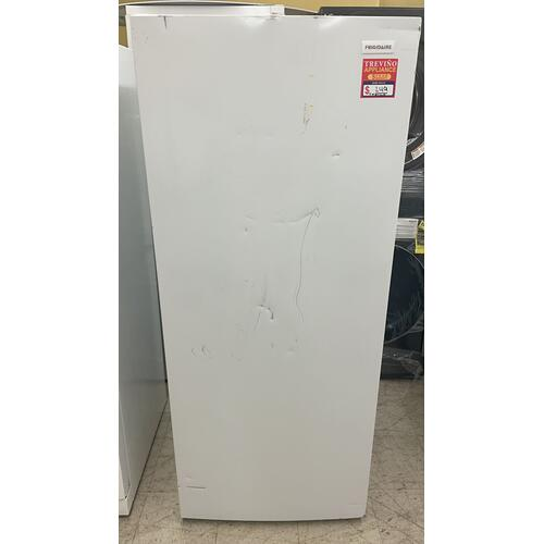 Treviño Appliance - Frigidaire Frost Free Upright Freezer in White