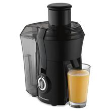 Hamilton Beach Juicer Machine, Big Mouth 3 Feed Chute, Centrifugal, Easy to Clean, BPA Free, 800W, (67601A), Black
