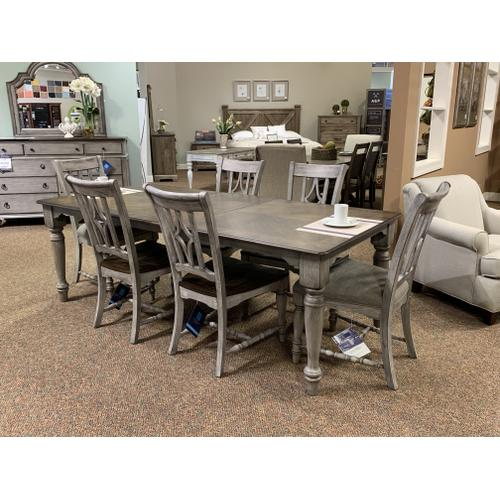 Flexsteel - Plymouth Rectangle Dining Room Table