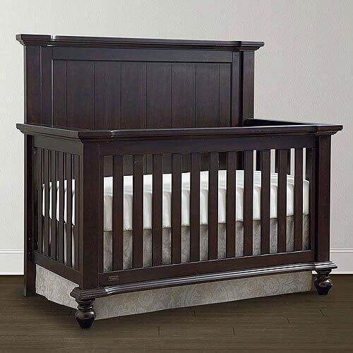 Bassett Furniture - Wakefield 4 in 1 Crib