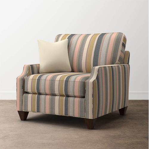 Premier Collection - Custom Upholstery Chair And A Half