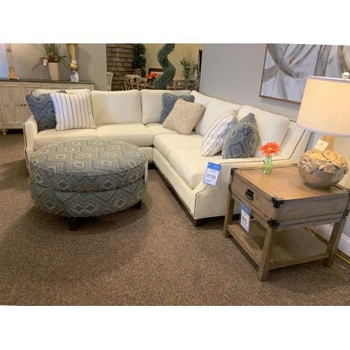 Craftmaster Furniture - New Traditions Sectional 7903SECT
