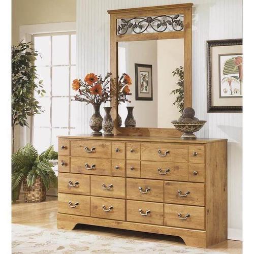 Ashley Furniture - BITTERSWEET QUEEN BEDROOM - Dresser, Mirror, Queen Headboard