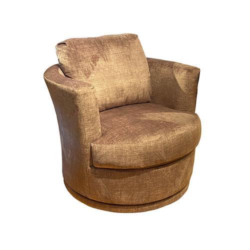 TINA Swivel Barrel Chair #246337