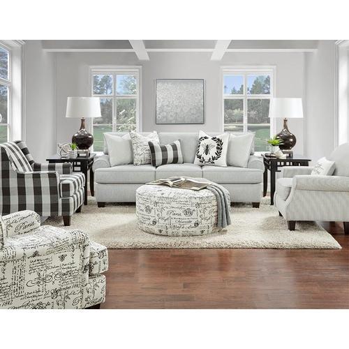Designer's Choice - Dizzy Iron Sofa & Loveseat