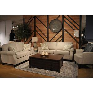 Alessio Sofa and Loveseat Set