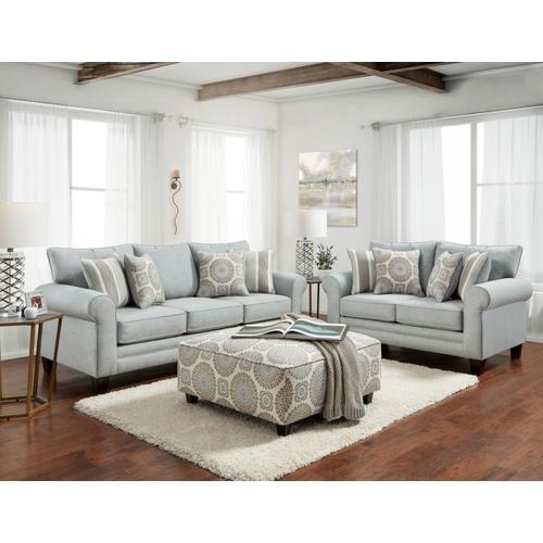 Grande Mist Sofa & Loveseat