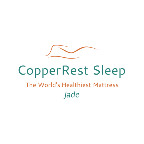 "CopperRest Sleep - Jade 7"" - Firm"
