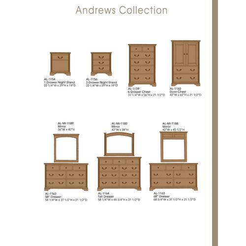 Door County Furniture - Andrews Collection