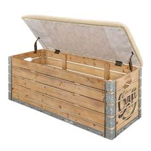 Craft Storage Bench