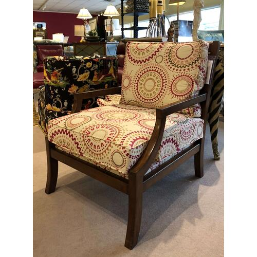 Miles Talbott - Belwood Chair-Floor Sample