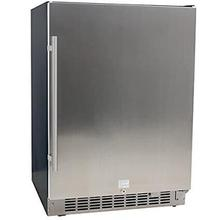 EdgeStar 142 Can Stainless Steel Beverage Cooler