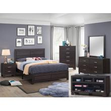 Hopkins QUEEN Bedroom Group. Set 5Pieces.