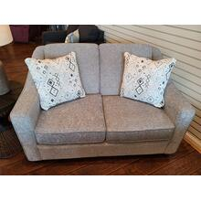 View Product - CLEARANCE Rico Grey Loveseat