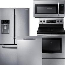 See Details - Samsung Kitchen Package