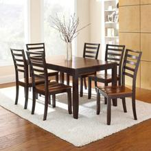 Abaco Dining Table with 4 Chairs