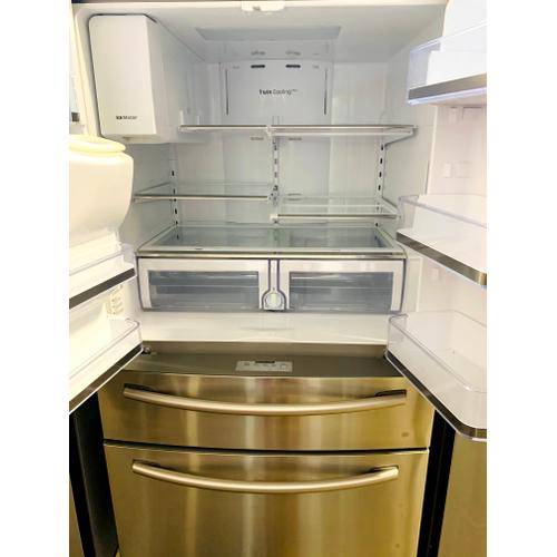 USED- French Door Refrigerator with Twin Cooling Plus, 29.5 cu. ft.- FD4SS36-U SERIAL #2
