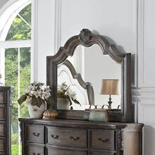 Sheffield Dresser Mirror Antique Grey