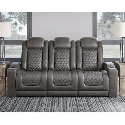Ashley 930 Hyllmort Reclining Sofa