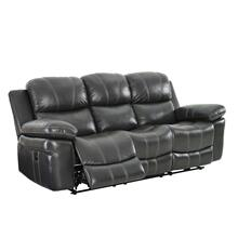 Cadence Power Footrest Dual Recliner Sofa