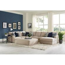 Laguna 3PC Sectional w/Chaise