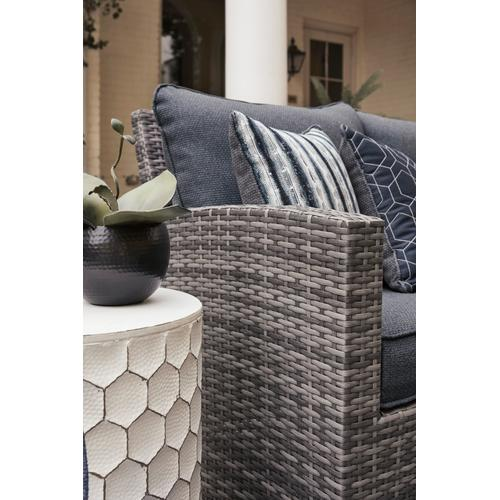 Ashley Furniture - Salem Beach Outdoor 3 Pc. Sectional