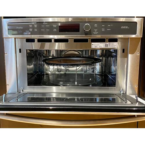 GE Profile™  PSB9120SFSSGE   30 in. Single Wall Oven with Advantium® Technology