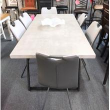 See Details - 7 Piece Laminated Table Set