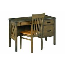 See Details - Crossway Students Desk With Chair