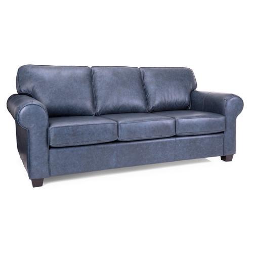 3179 Leather Sofa