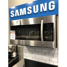 1.8 cu. ft. Over-the-Range Microwave with Sensor Cooking in Fingerprint Resistant Stainless Steel **OPEN BOX ITEM** West Des Moines Location