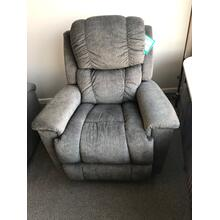Stratus Power Rocking Recliner w/ Headrest and Lumber