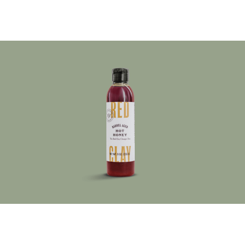 Red Clay - Barrel Aged Hot Honey